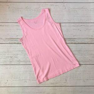 Lily Pulitzer Pink Tank Top